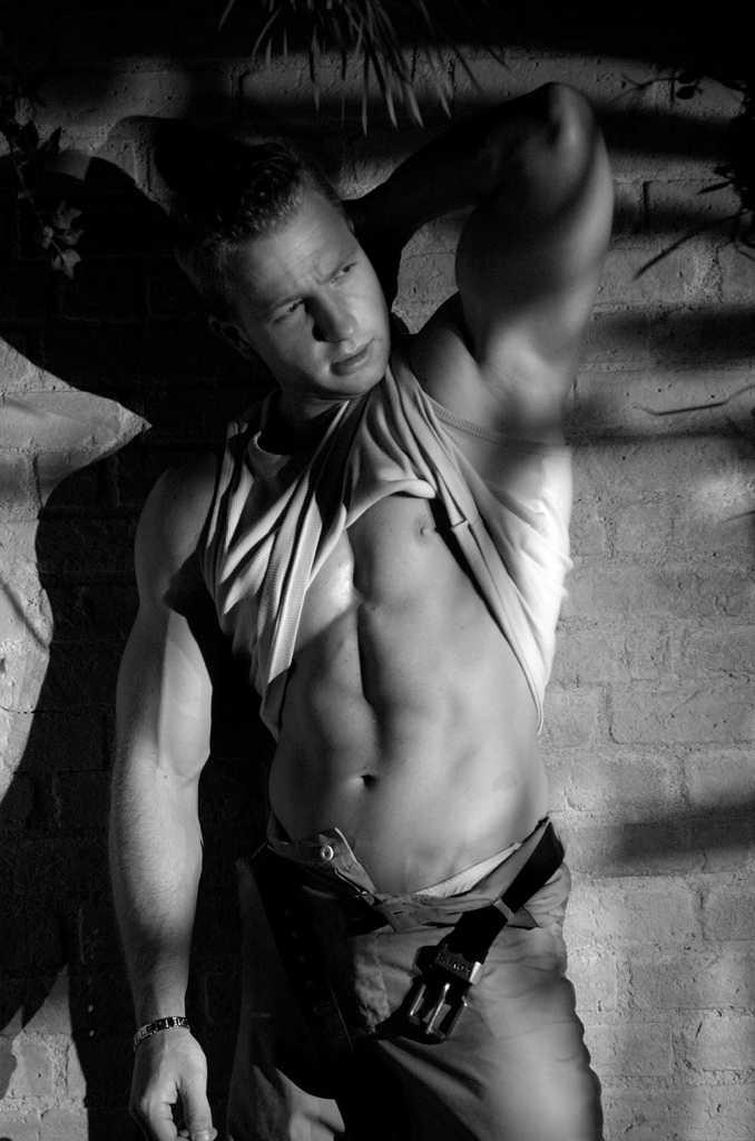 Stripteaseur Paris Steeve