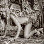 stripteaseuse molsheim elisa