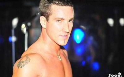 Stripteaseur Saint Brieuc Aaron