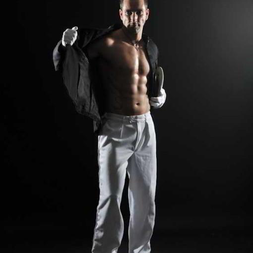 Stripteaseur Saint Malo Aaron