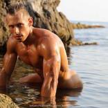 Stripteaseur Chris Cannes Les Issambres