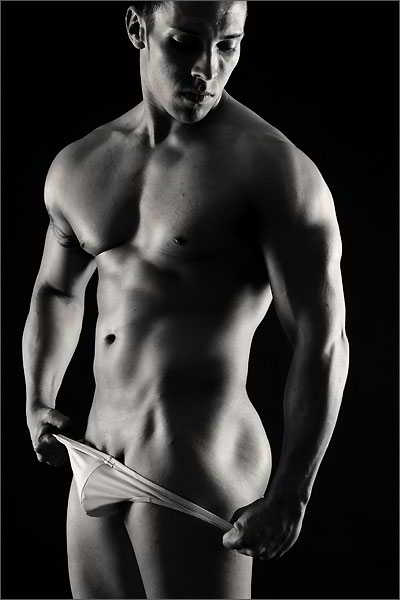 Stripteaseur Angers Bryan