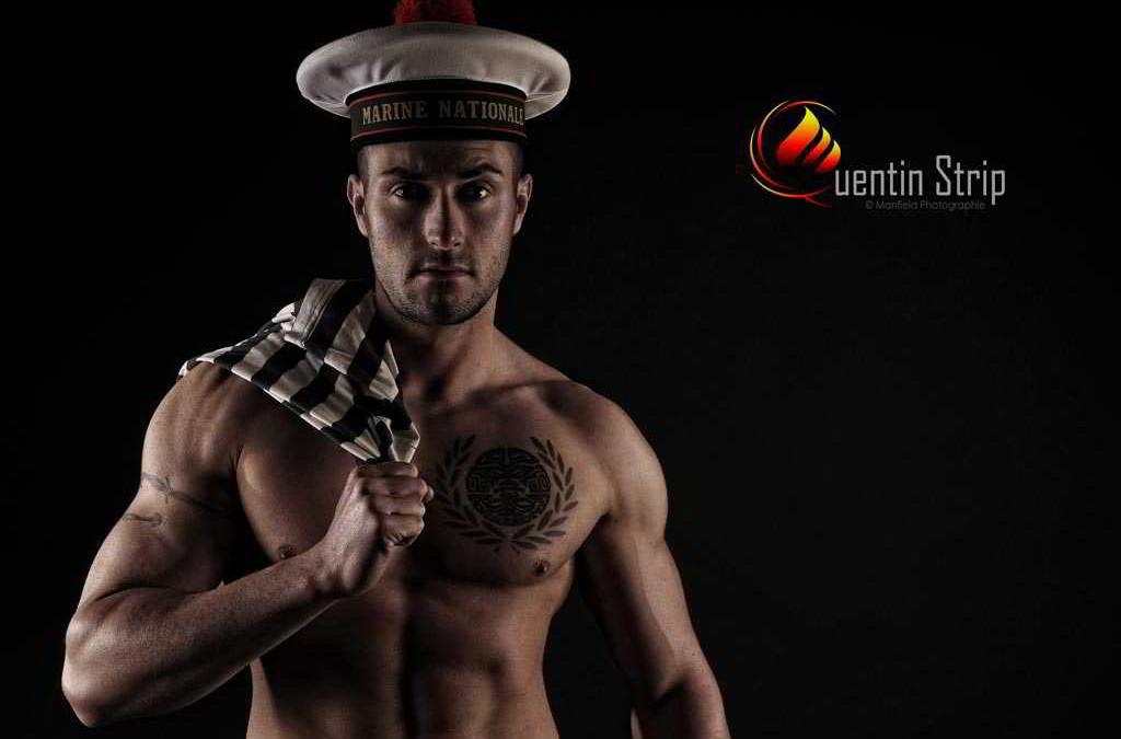 Stripteaseur Dunkerque Quentin
