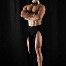 stripteaseur pau raphael chippendale