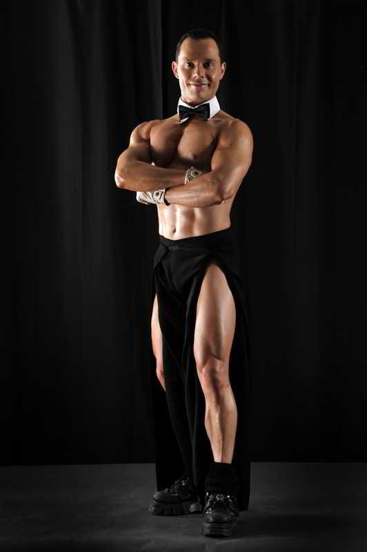 Stripteaseur Toulouse Raphael