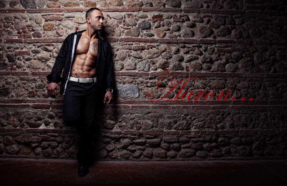 Stripteaseur Perpignan Aaron
