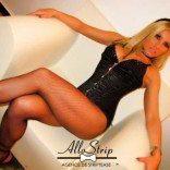 stripteaseuse bron emeraude