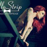 stripteaseuse calais