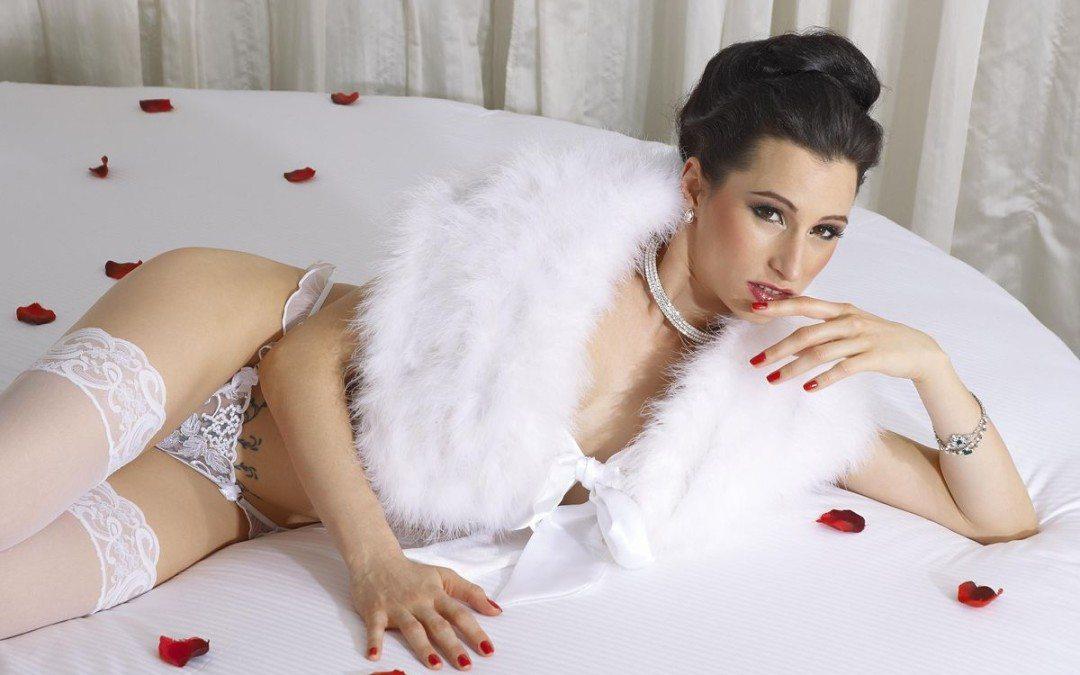 Stripteaseuse Pau Morgane