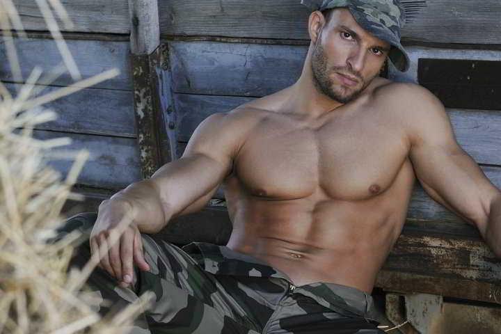 Stripteaseur Lyon Joshua