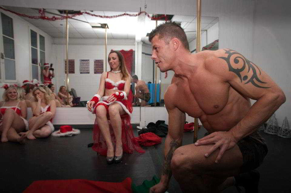 Stripteaseur Dieppe Alexandro