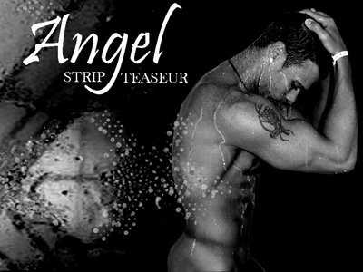 stripteaseur la rochelle angel