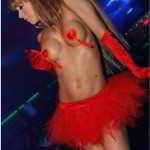 stripteaseuse Douai Olivya