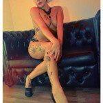 stripteaseuse loudeac ambre