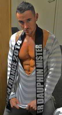 Stripteaseur Lyon Tyler