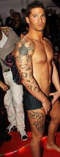 stripteaseur saint julien tony
