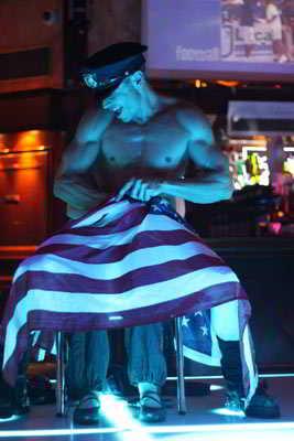 Stripteaseur Toulouse Ewan