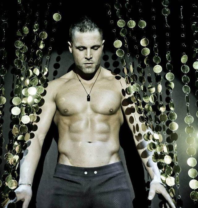 Stripteaseur Nantes Alan