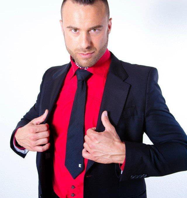 Stripteaseur Toulon Lysandro