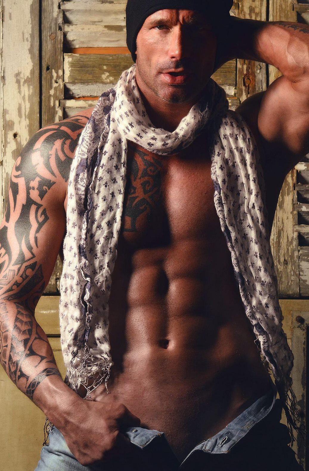 Stripteaseur Nantes Chriss