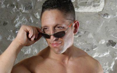 Stripteaseur Caen Marco