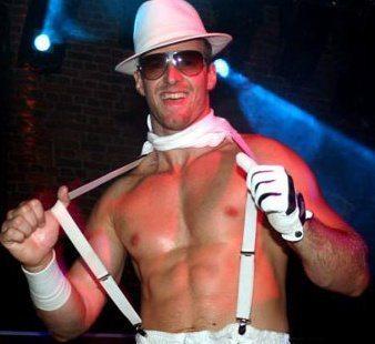 Stripteaseur Bruxelles Ludo