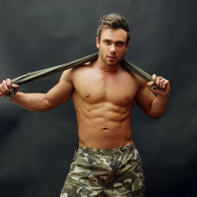 Stripteaseur Paris Franck