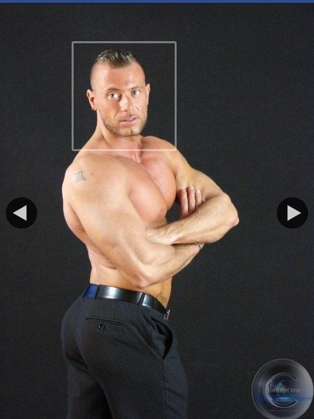 stripteaseur aubagne enzo