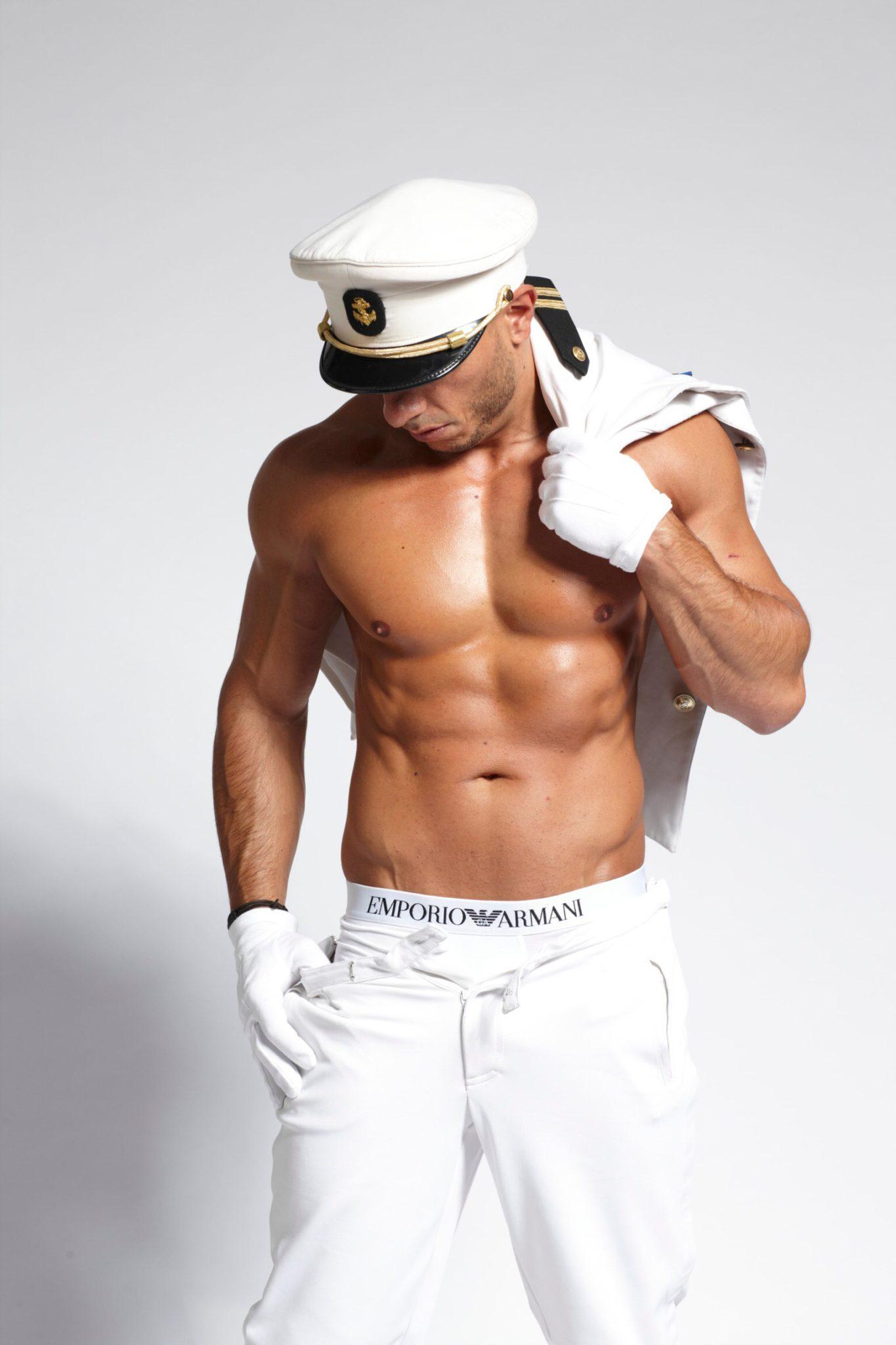 Stripteaseur Mons Ydris