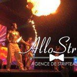 stripteaseur stripper fireman allostrip dilan