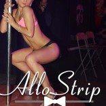 stripteaseuse poledance clermont sha