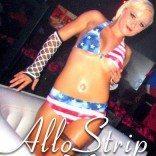 stripteaseuse vichy sha