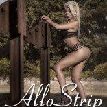 stripteaseuse sexy carpentras lexie