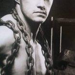 stripteaseur chippendale Evan Strasbourg