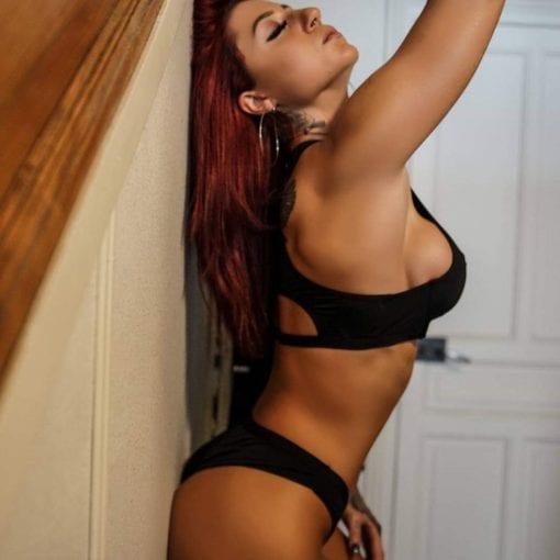 stripteaseuse lille marion