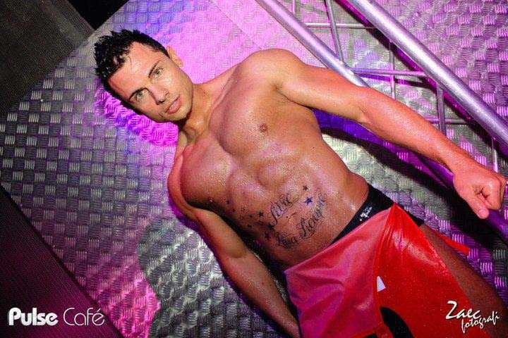 Stripteaseur Lille Anthony