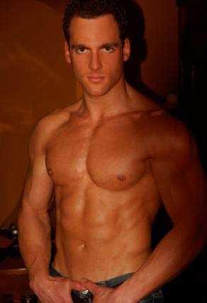 Stripteaseur Caen Matteo