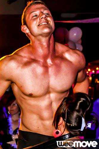 Stripteaseur Manuel Lens Boulogne hardelot