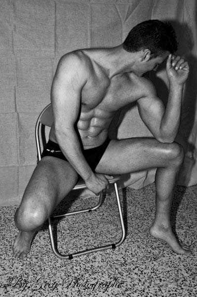 Stripteaseur Manuel Lens Saint-Omer erck Le-Touquet
