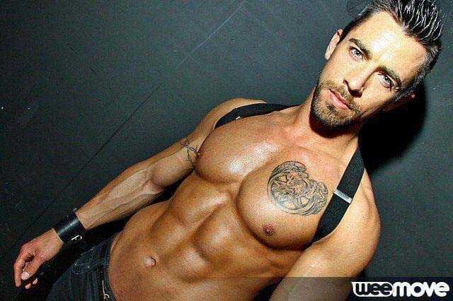 Stripteaseur Toulouse Ben