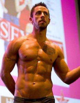 Stripteaseur Toulouse Ben Condom Mirande Tarbes