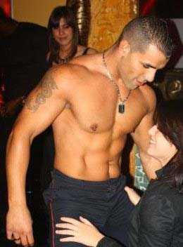 Stripteaseur Toulouse Yanis