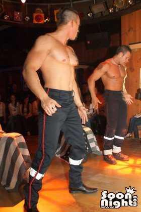 Stripteaseur Angers Vince