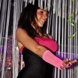 Stripteaseuse Lola Bonneville Alberville