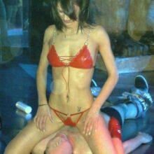 Stripteaseuse Louna Rennes Nantes Redon La-Roche-sur-Yon Angers