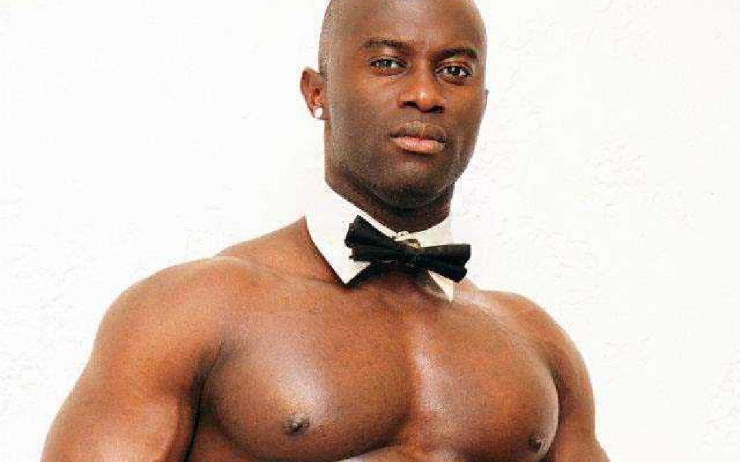 Stripteaseur Marseille Ethann